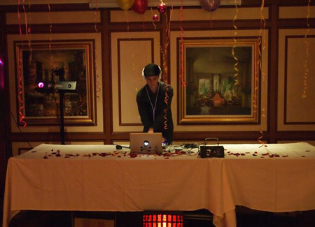 Private party event management