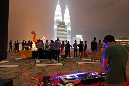 Sound System Rental KLCC