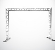 Goal Post truss Rental