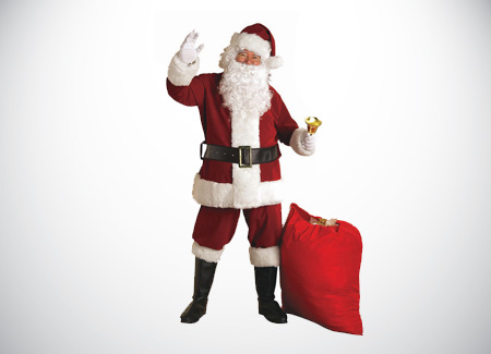 Equipment-Rental-Santa-Claus-Xmas-Christmas-Costume-For-Rent