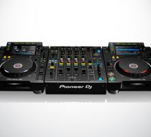 DJ Decks Rental