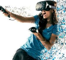Virtual Reality (VR) and Gaming System